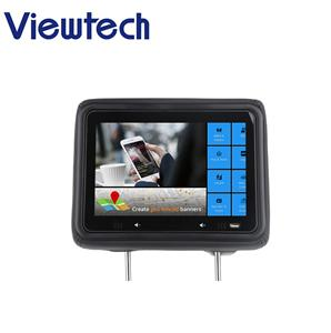 Taxi Headrest Advertising Screen