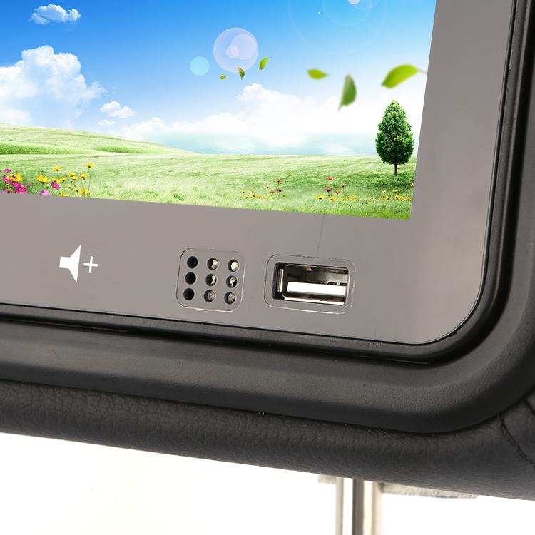 Taxi Headrest Advertising Screen Manufacturers, Taxi Headrest Advertising Screen Factory, Supply Taxi Headrest Advertising Screen