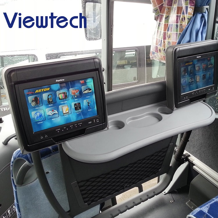 Android Bus Seat Screen