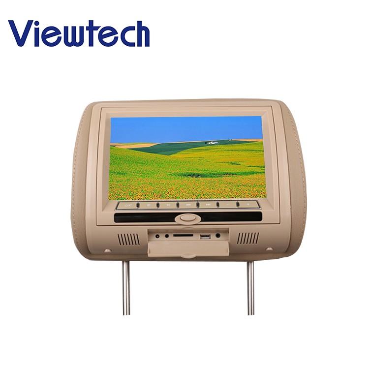 7 inch Car Headrest DVD Player Manufacturers, 7 inch Car Headrest DVD Player Factory, Supply 7 inch Car Headrest DVD Player