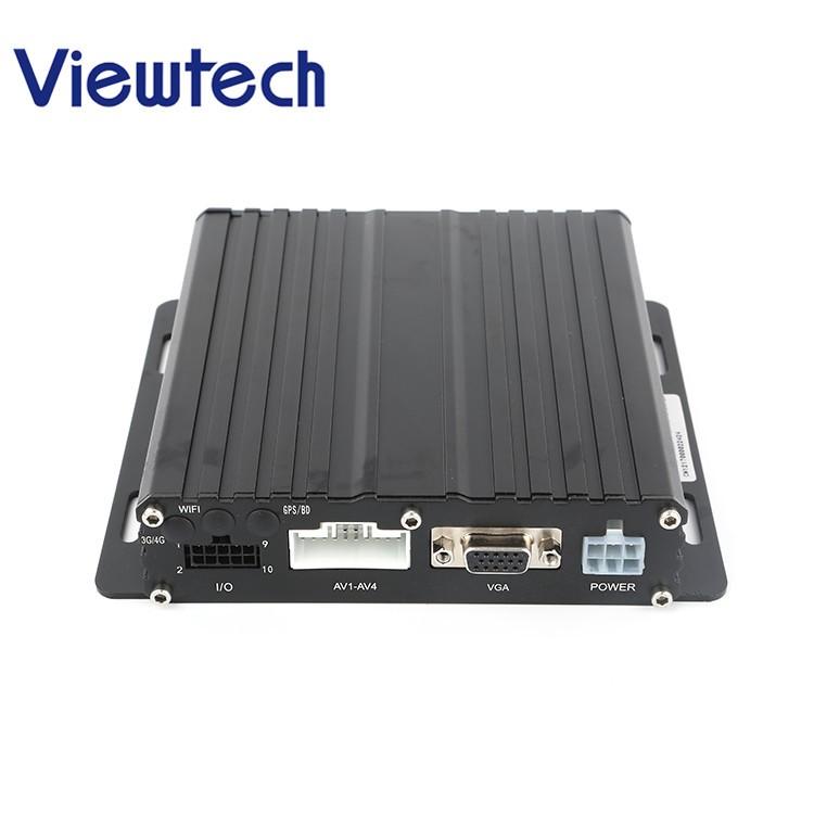 4CH SD Card Mobile DVR System