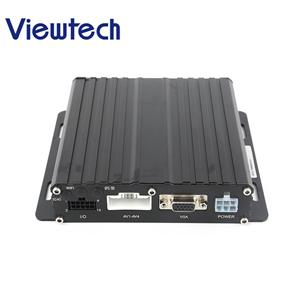 4CH SD Card Mobile DVR System
