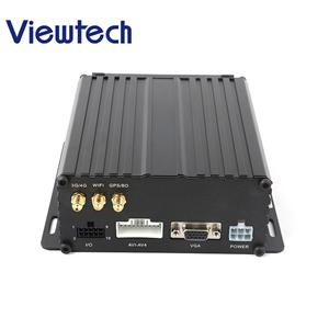 4CH HDD AHD Mobile DVR 3g Wifi GPS