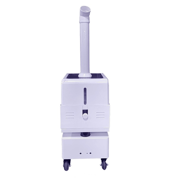 Voice Prompt Automatic Obstacle Avoidance Second Generation Disinfection Robot
