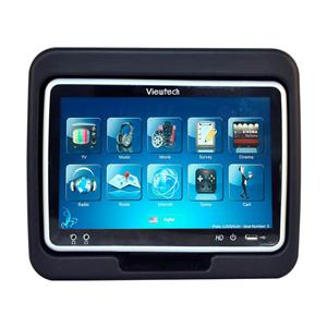 10.1 Inch touch screen monitor wifi bus entertainment VOD system