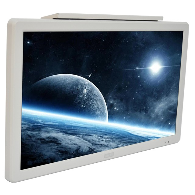 New Factory cheap price 27 inch new style Wall Mounted Plastic roof coach bus tft lcd tv screen city bus monitor
