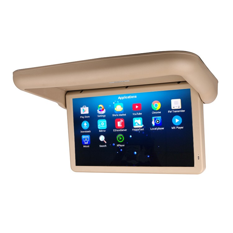 19 inch motorized high quality roof 24v bus coach monitor