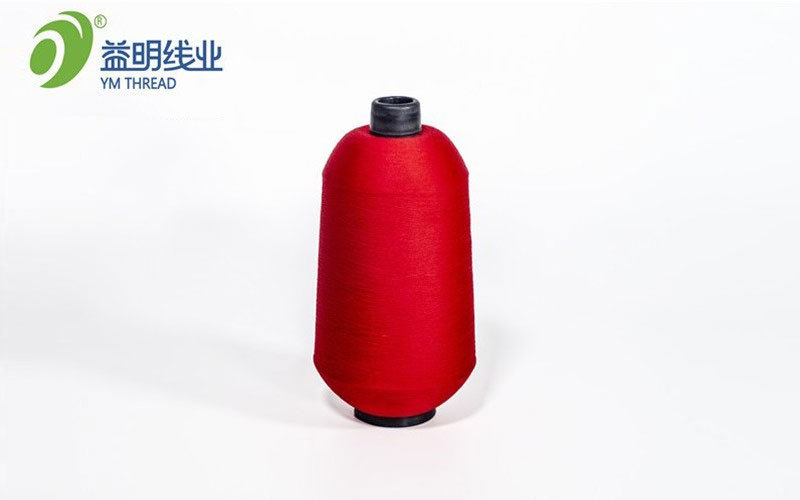 Dope Nhuộm Polyester Sợi căng cao