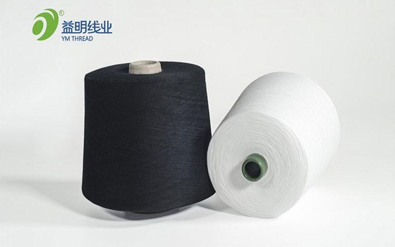 色纺涤纶纱