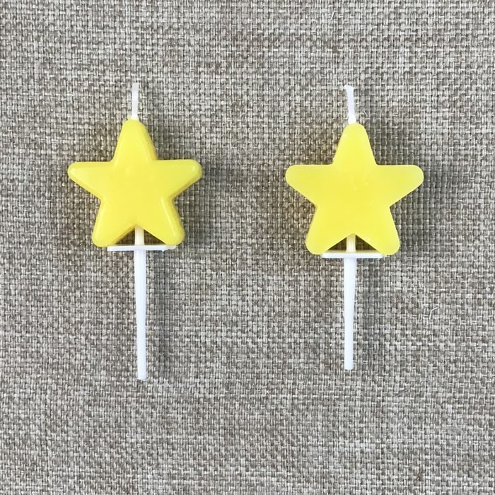 Creative Star Shaped Birthday Candle Products For Cake Manufacturers, Creative Star Shaped Birthday Candle Products For Cake Factory, Supply Creative Star Shaped Birthday Candle Products For Cake