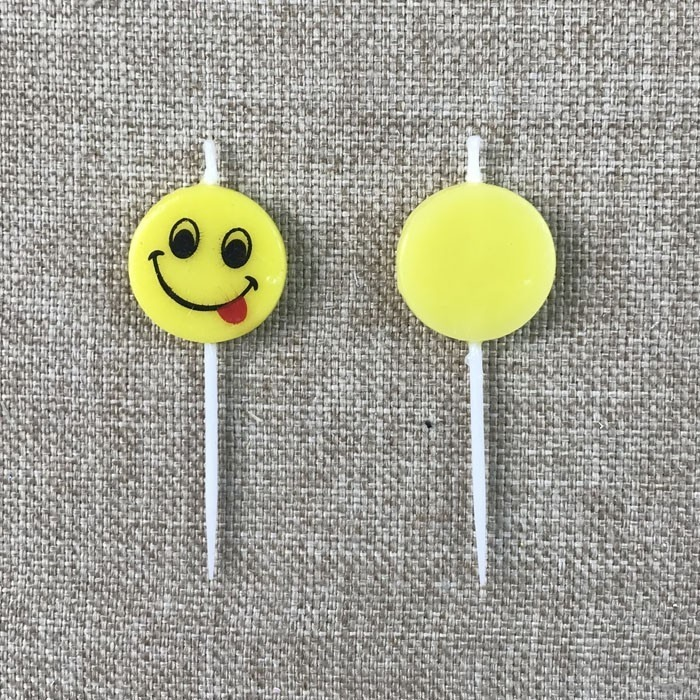 Novelty Smiley Face Childrens Birthday Gift Cake Candles Manufacturers, Novelty Smiley Face Childrens Birthday Gift Cake Candles Factory, Supply Novelty Smiley Face Childrens Birthday Gift Cake Candles