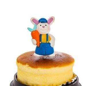 Cute Handmade Easter Bunny Polymer Clay