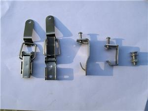 Special Steel Fittings For Glass Steel Bridge