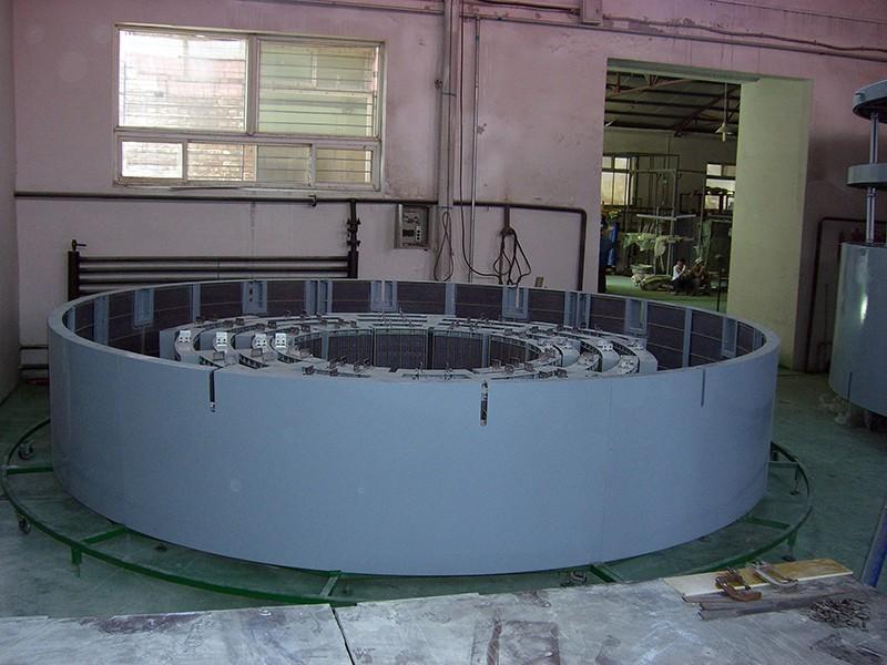 Reactor FRP Cover