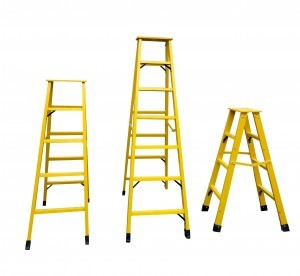 FRP Square Tube Ladder Manufacturers, FRP Square Tube Ladder Factory, Supply FRP Square Tube Ladder