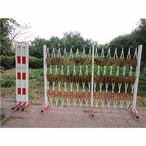 FRP Telescopic Mobile Fence