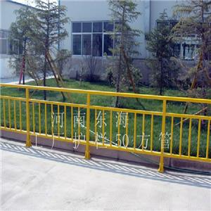 Factory Green FRP Fence
