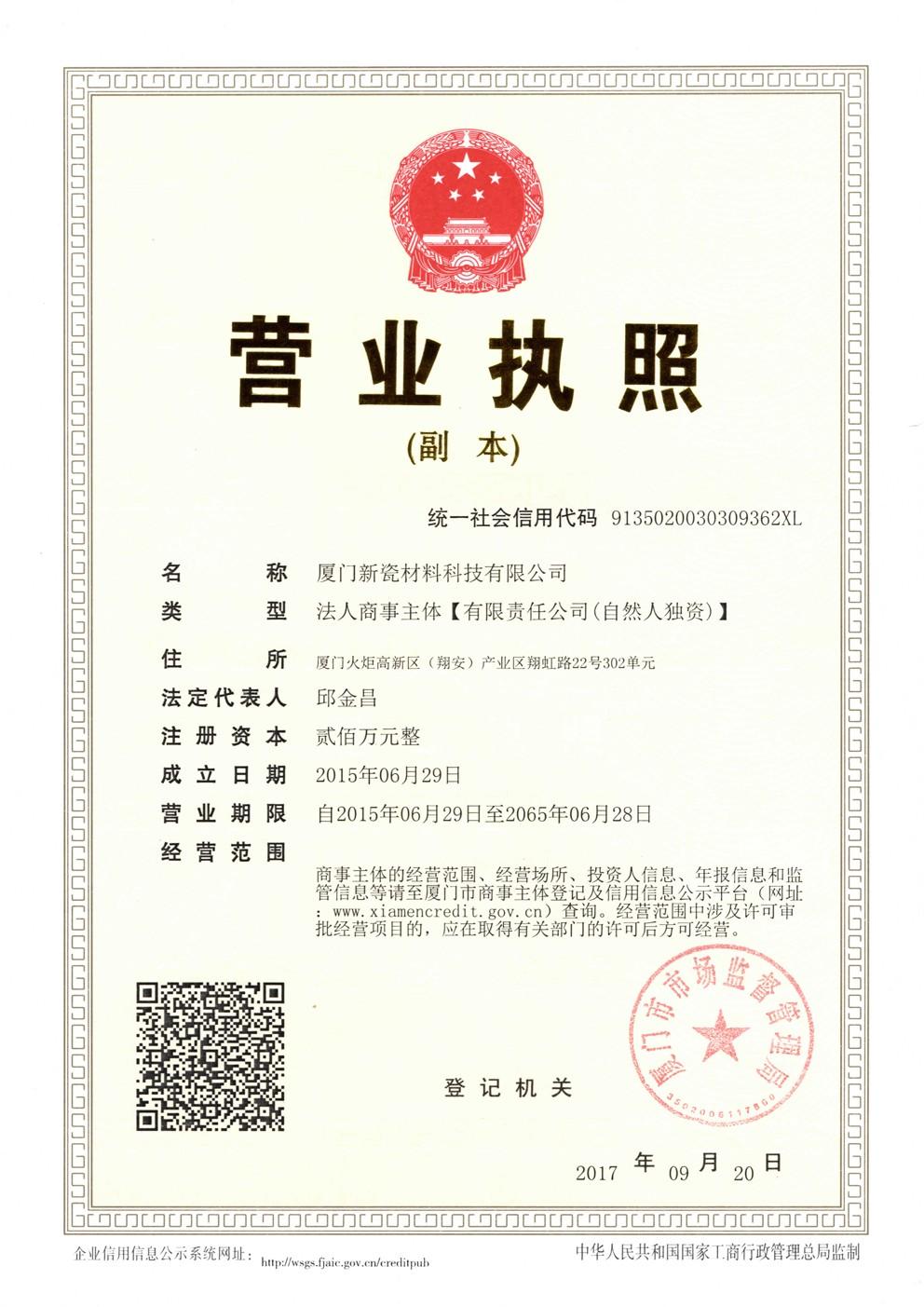 ID de la compañía