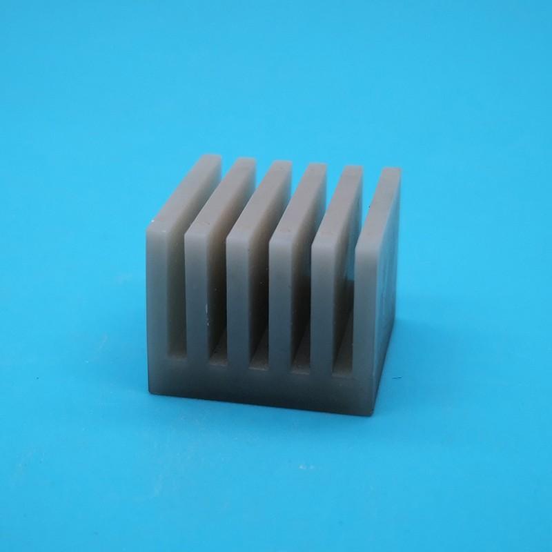 Ceramiczne radiatory z azotku glinu