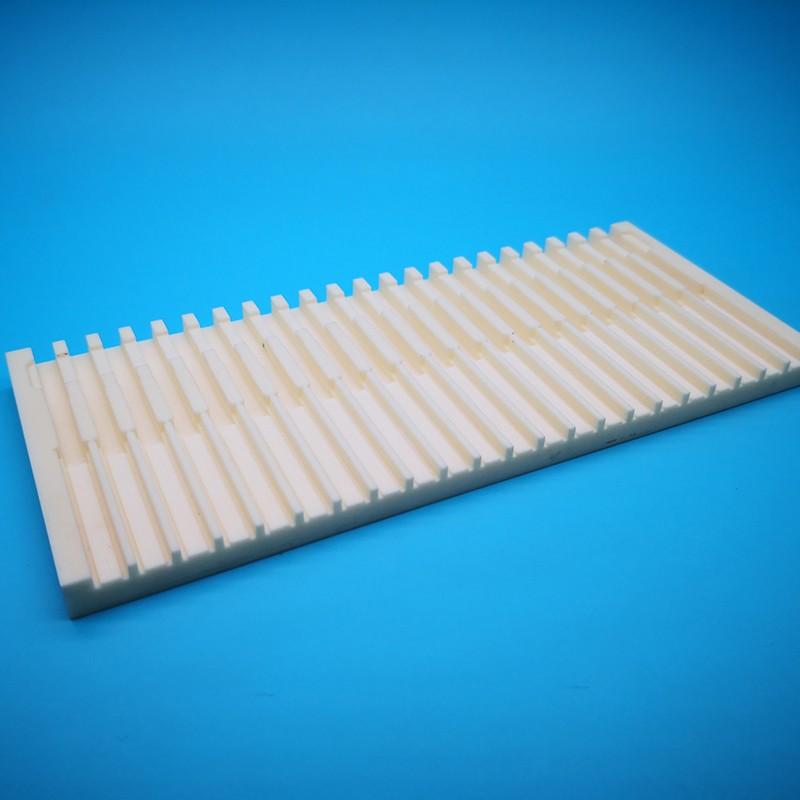 Alumina ceramic jig for sintering setter plate
