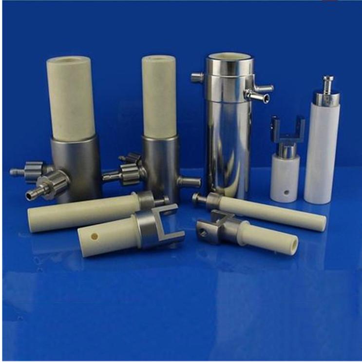 ceramic metering valve