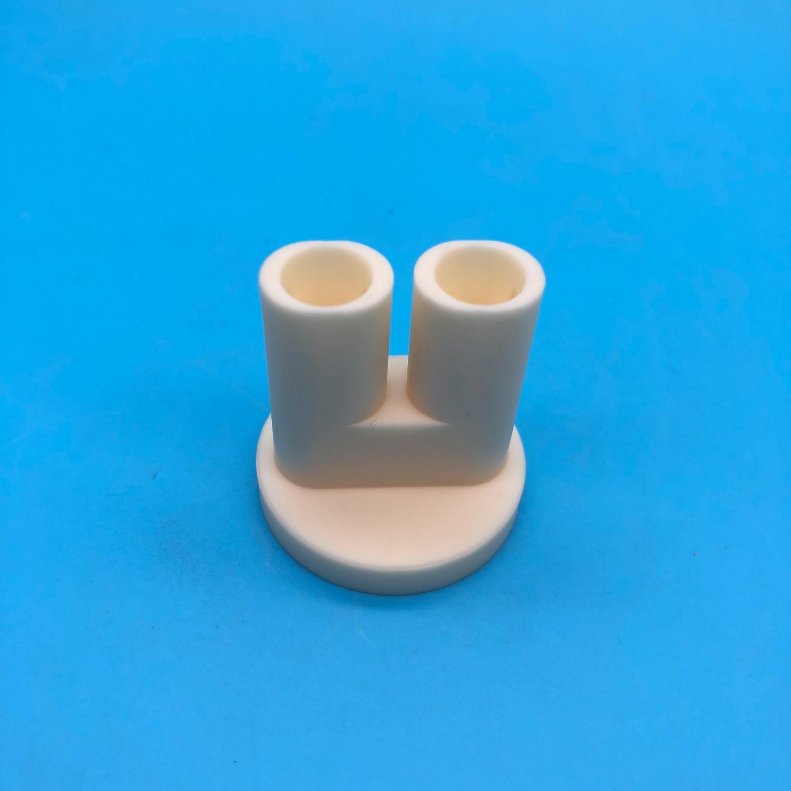 Ceramic plating insulators