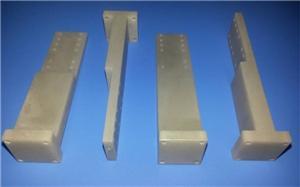 aluminum nitride pedestal heater