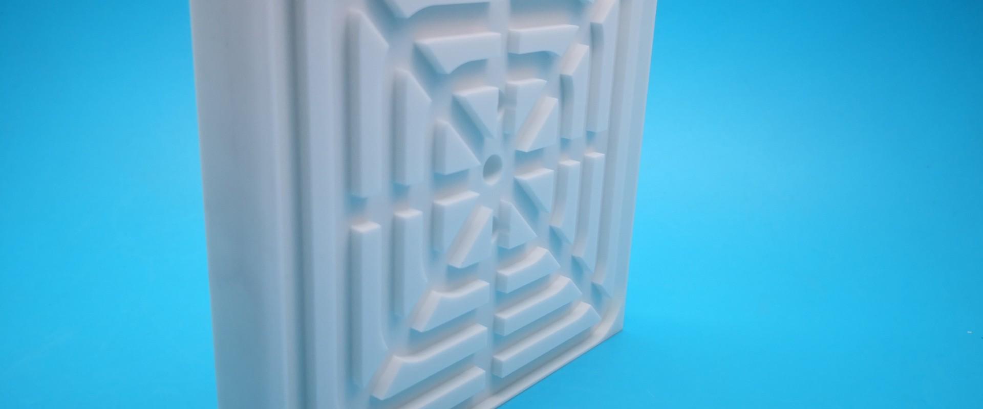 Ceramiczne elementy cyrkonowe