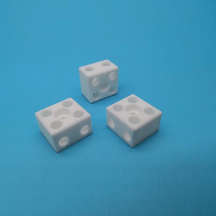 Precision Ceramic Coil Formers Manufacturers, Precision Ceramic Coil Formers Factory, Supply Precision Ceramic Coil Formers