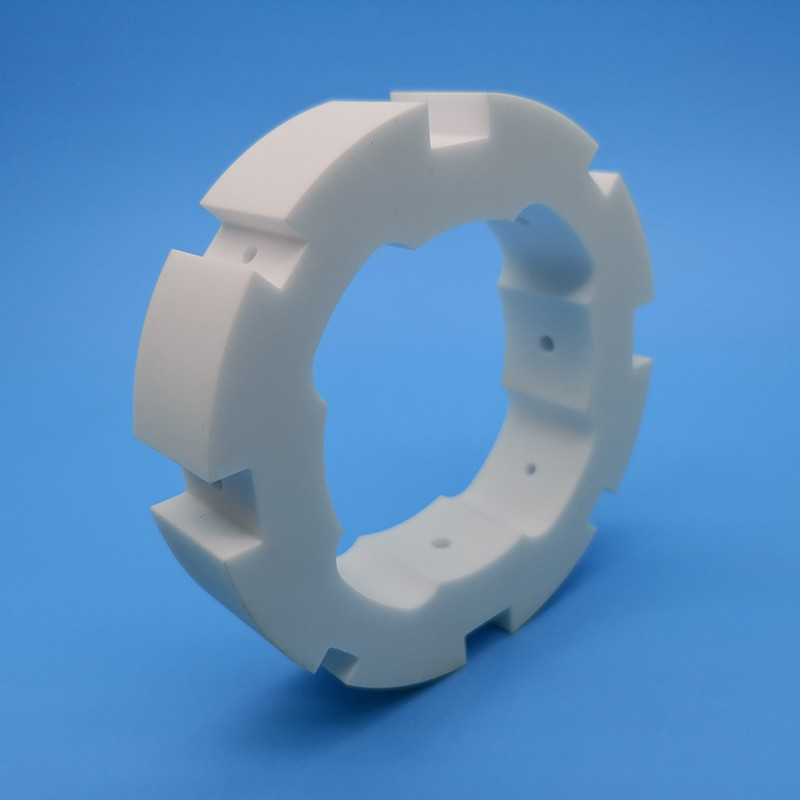 Ceramic Rapid Prototyping for Industrial Application