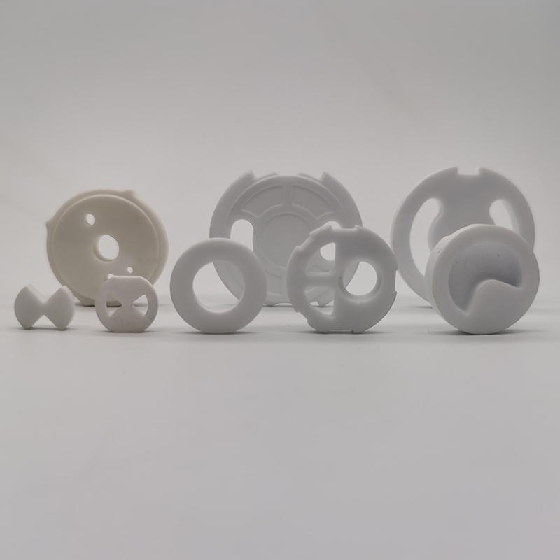 Ceramic disc valve