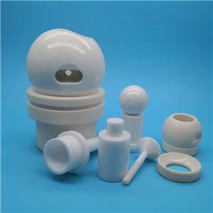 Zirconia Ceramic Ball Valve Components