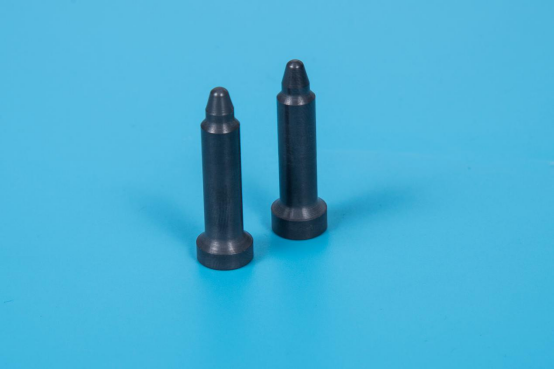 Silicon nitride positioning pins