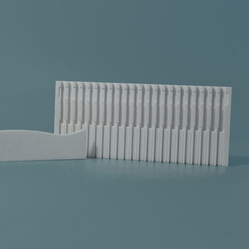 Alumina Ceramic Sintering Setters For Electronic Component Materials