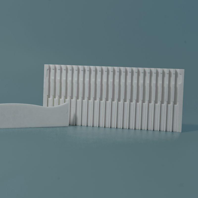 Elektronik Komponent Malzemeler İçin Alümina Seramik Sinterleme Takımları
