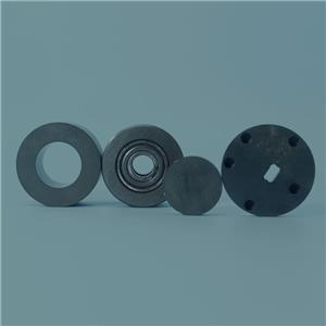 Silicon Nitride Ceramic Grinding Disc