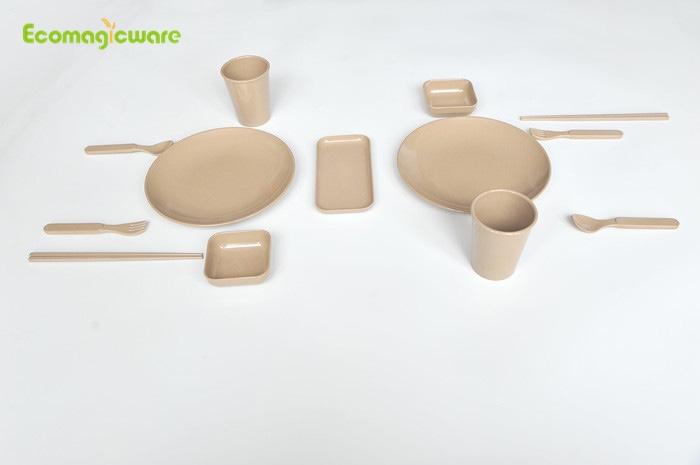 Couple Rice Husk Tableware Manufacturers, Couple Rice Husk Tableware Factory, Supply Couple Rice Husk Tableware