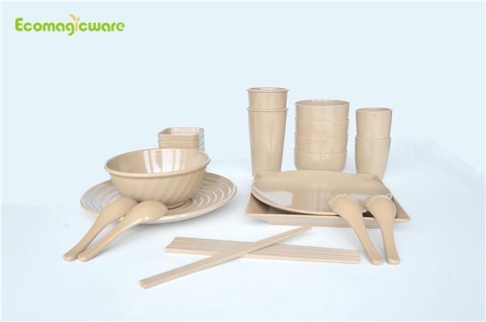 Rice Husk Dinnerware Manufacturers, Rice Husk Dinnerware Factory, Supply Rice Husk Dinnerware