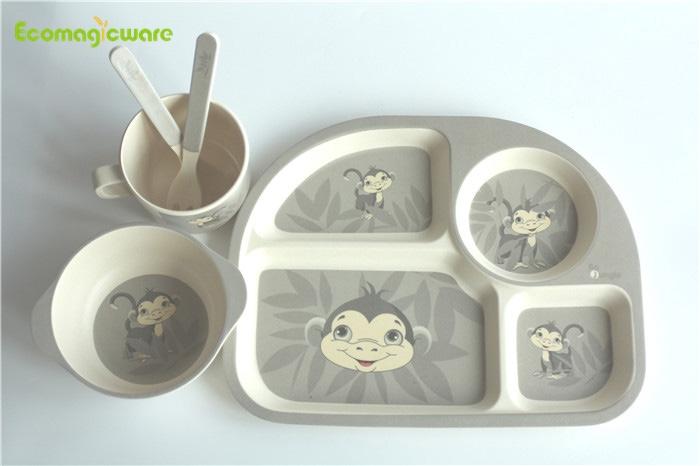 Biodegradable Kids Dinnerware Sets