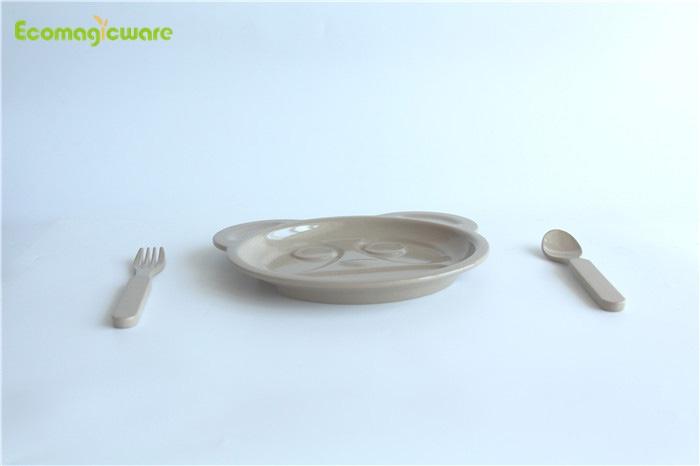 Rice Husk Children Tableware Manufacturers, Rice Husk Children Tableware Factory, Supply Rice Husk Children Tableware