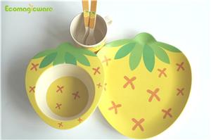 Biodegradable Kids Tableware