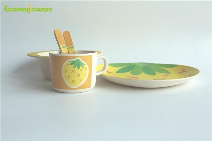 Biodegradable Kids Tableware Manufacturers, Biodegradable Kids Tableware Factory, Supply Biodegradable Kids Tableware