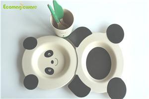 Kids Plant Fiber Dinnerware