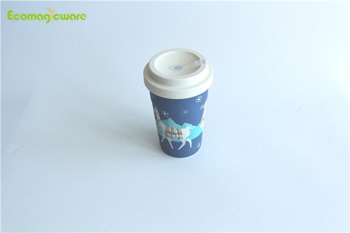 Växtfiber Kaffemuggar