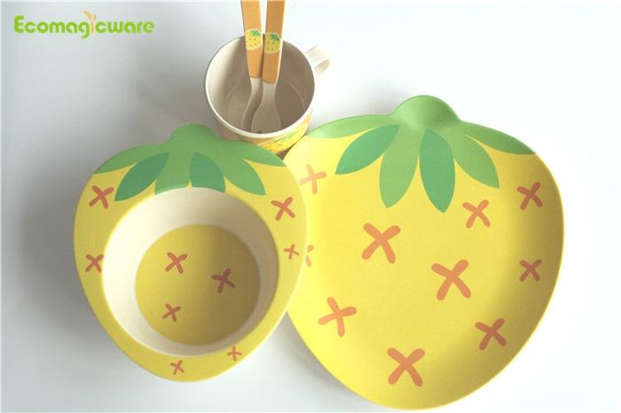 Ecomagicware cirkulært miljøvenligt bordservice