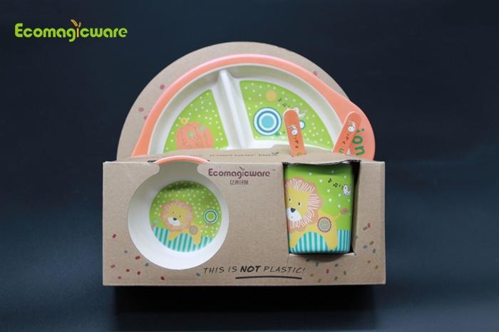Biodegradable Bamboo Fiber Kids Tableware Manufacturers, Biodegradable Bamboo Fiber Kids Tableware Factory, Supply Biodegradable Bamboo Fiber Kids Tableware