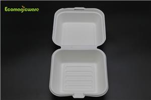 Eco Friendly Disposable Clamshell