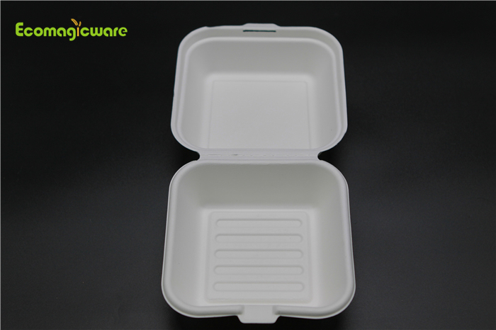 Eco Disposable Clamshell