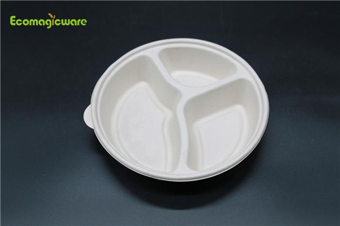 Eco Friendly DisposableTakeaway Sushi Bowls