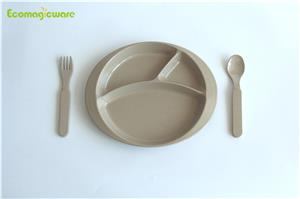 Brand ranking of rice husk tableware, what are the commonly used rice husk meals?